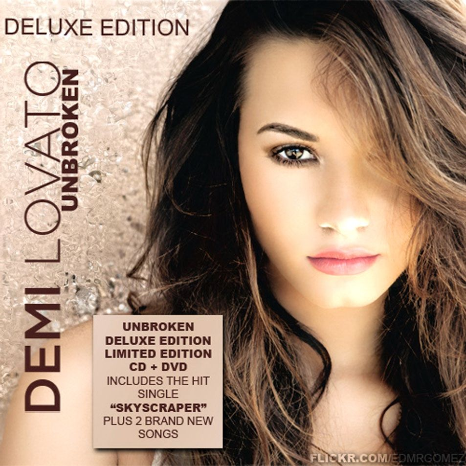 Demi-Lovato-Unbroken-Photos